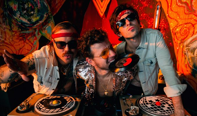 The Glitter Boys tickets at The Sinclair Restaurant in Cambridge