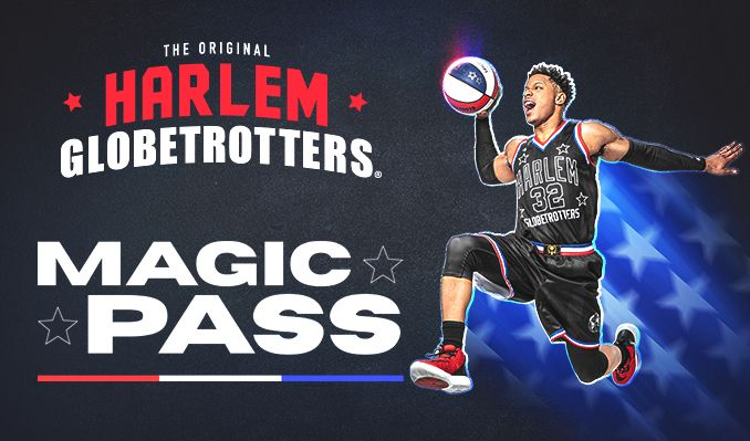 02/20 11:30am - The Harlem Globetrotters - Magic Pass Pre-Show Event tickets at Pechanga Arena San Diego in San Diego