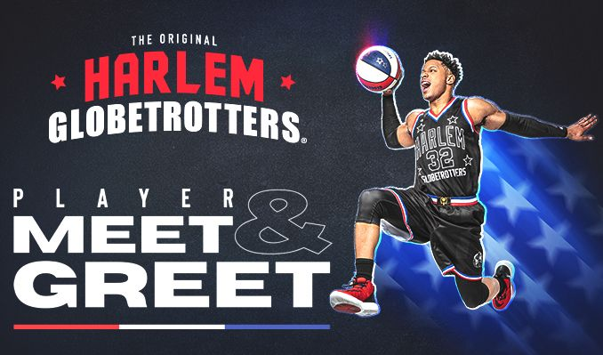 02/20 12pm - The Harlem Globetrotters - Player Meet & Greet tickets at Pechanga Arena San Diego in San Diego