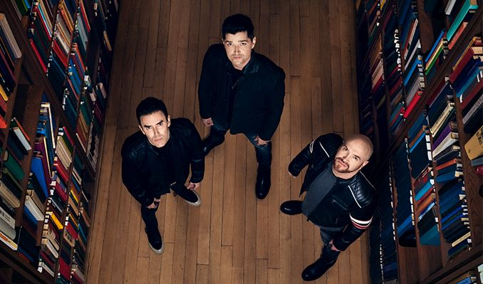 The Script - Greatest Hits Tour 2022 tickets at The Warfield in San Francisco