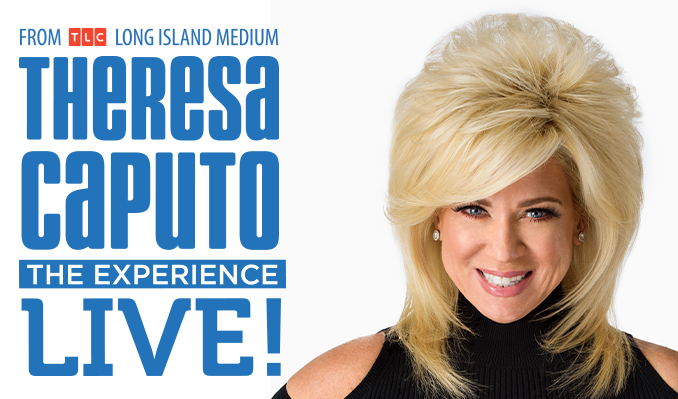 Theresa Caputo Live! The Experience tickets at Maverik Center in Salt Lake City