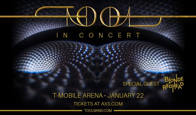 Tool tickets at T-Mobile Arena in Las Vegas