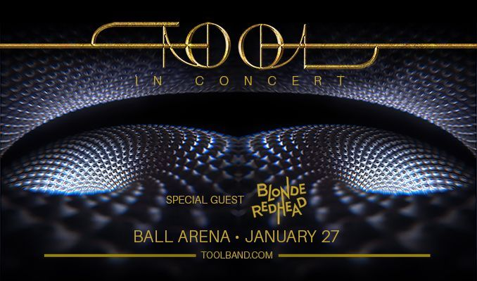 Tool tickets at Ball Arena in Denver