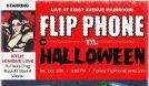 Flip Phone XXL: Halloween tickets at First Avenue in Minneapolis