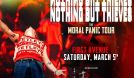 Nothing But Thieves tickets at First Avenue in Minneapolis