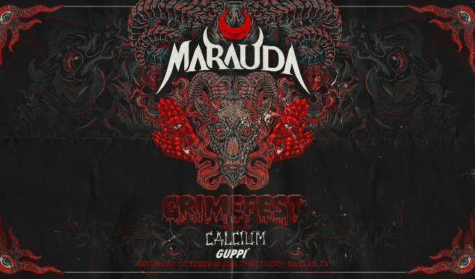 Marauda tickets at The Studio at the Factory in Dallas