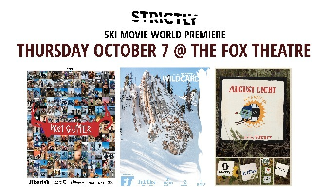 Most Gutter, Wildcard and August Light tickets at Fox Theatre in Boulder