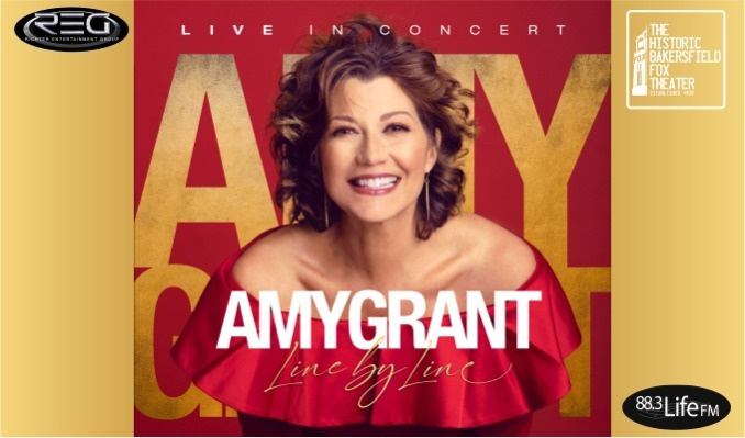 An Evening with Amy Grant tickets at Historic Bakersfield Fox Theater in Bakersfield