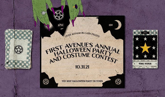 First Avenue's Annual Halloween Party and Costume Contest tickets at First Avenue in Minneapolis