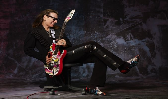 Steve Vai tickets at The Plaza Live in Orlando