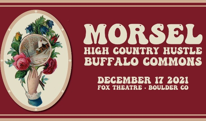 Morsel with High Country Hustle, Buffalo Commons tickets at Fox Theatre in Boulder