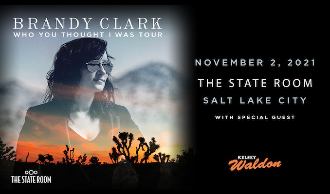 Brandy Clark tickets at The State Room in Salt Lake City