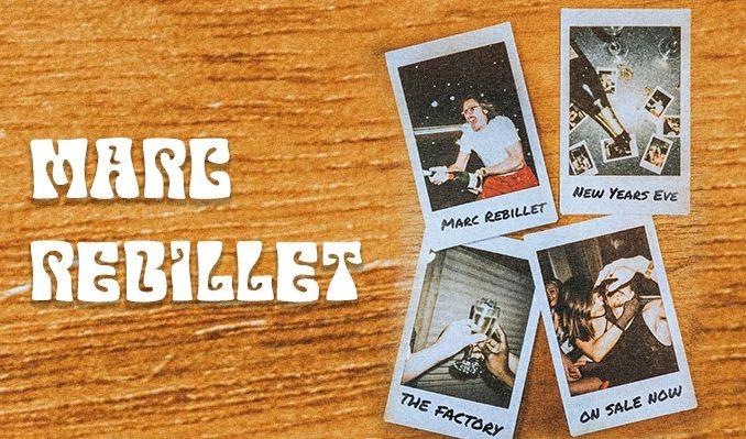 Marc Rebillet tickets at The Factory in Deep Ellum in Dallas
