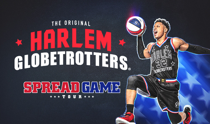 02/20 1pm - The Harlem Globetrotters  tickets at Pechanga Arena San Diego in San Diego