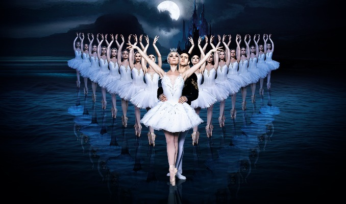 More Info for Swan Lake