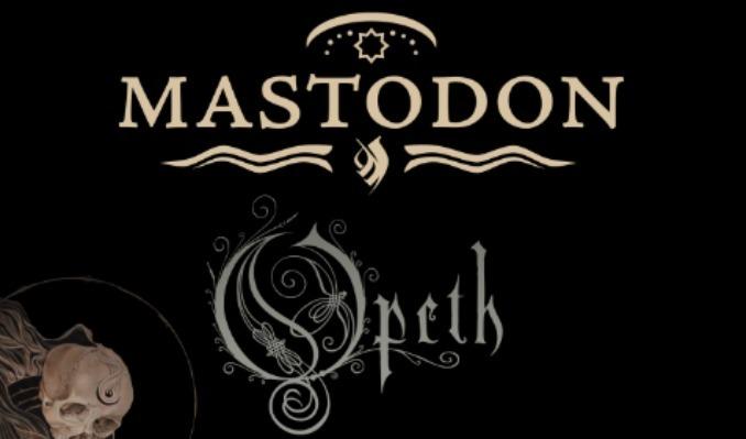 Mastodon & Opeth tickets at The Eastern in Atlanta