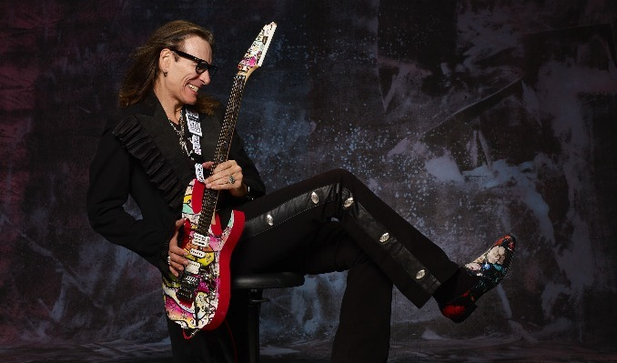 Steve Vai tickets at The Fitzgerald Theater in St. Paul