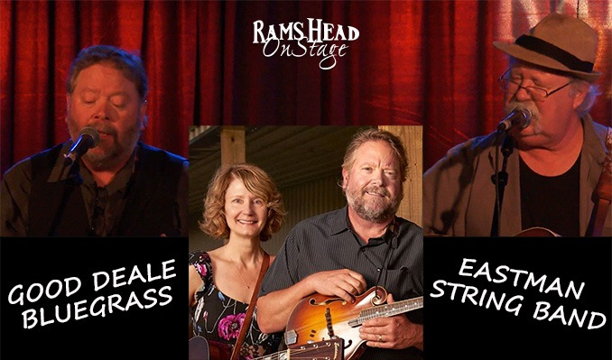 Good Deale Bluegrass & Eastman String Band tickets at Rams Head On Stage in Annapolis