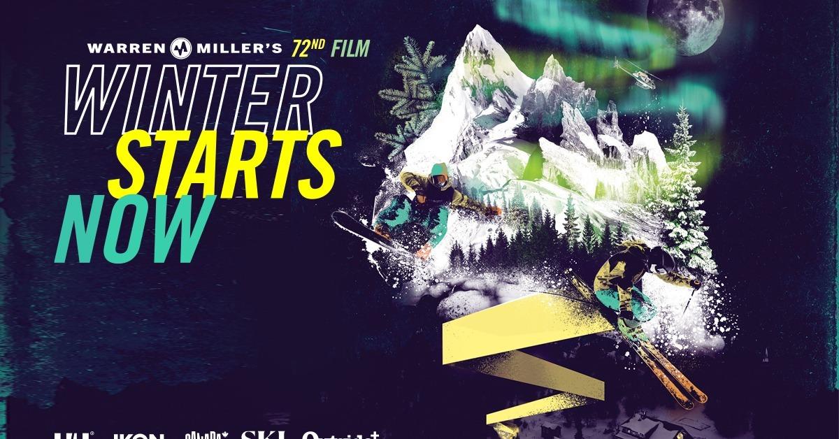 Warren Miller: Winter Starts Now