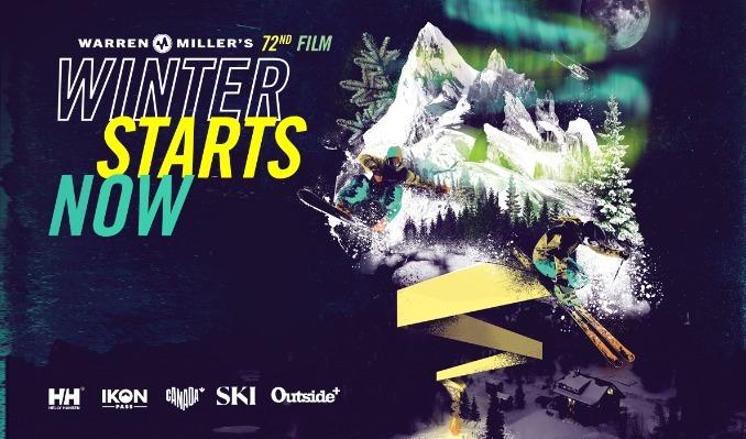 More Info for Warren Miller: Winter Starts Now