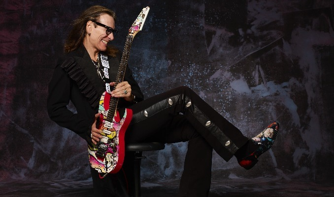 Steve Vai:  Inviolate Tour  tickets at Boulder Theater in Boulder
