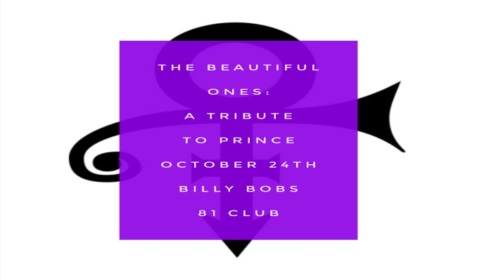 The Beautiful Ones : A Tribute to Prince tickets at The 81 Club at Billy Bob's Texas in Fort Worth
