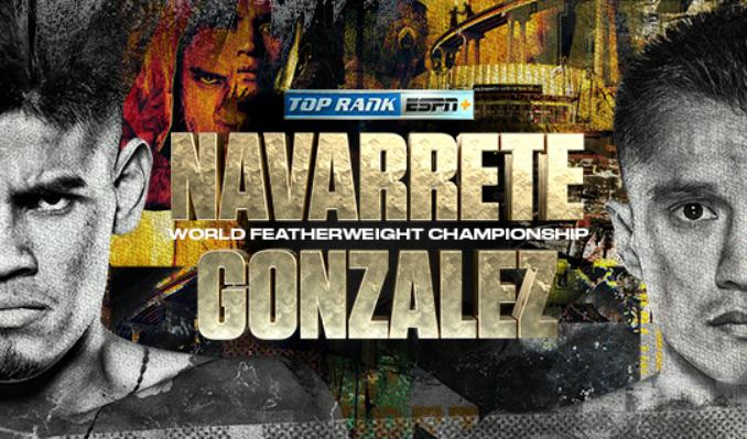 Navarrete vs. Gonzalez tickets at Pechanga Arena San Diego in San Diego