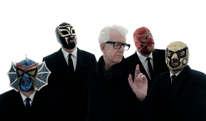 Nick Lowe and Los Straitjackets tickets at First Avenue in Minneapolis