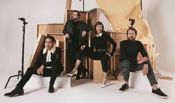 Silversun Pickups tickets at Stage AE in Pittsburgh
