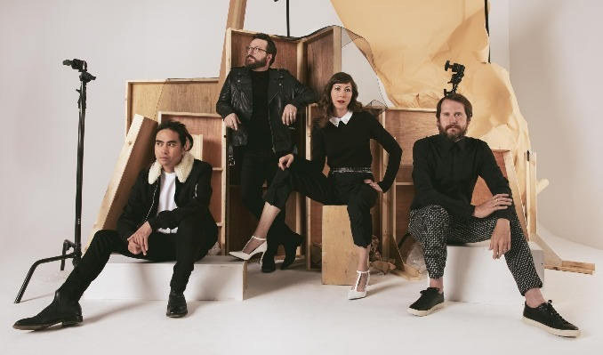Silversun Pickups tickets at PromoWest Pavilion at OVATION in Newport