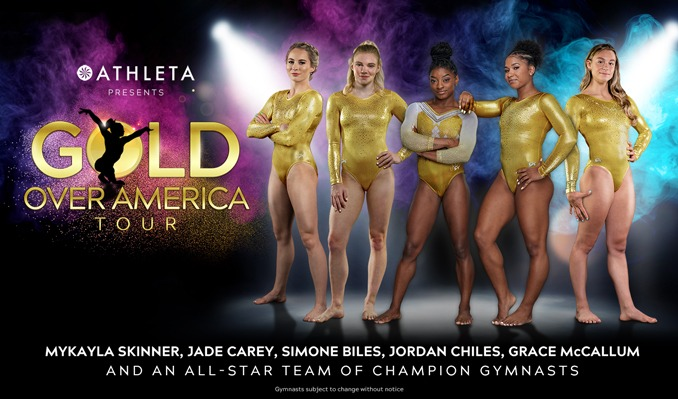 Gold Over America Tour tickets at Gas South Arena in Duluth