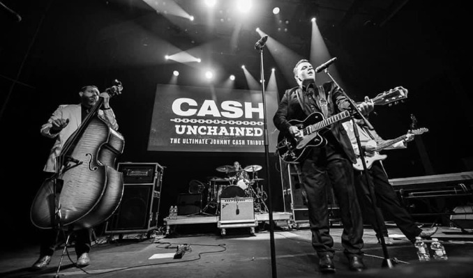 Cash Unchained: The Ultimate Johnny Cash Experience tickets at Rams Head On Stage in Annapolis