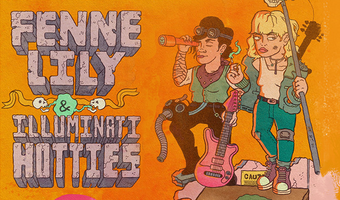 Illuminati Hotties & Fenne Lily tickets at The Back Room @ Colectivo in Milwaukee