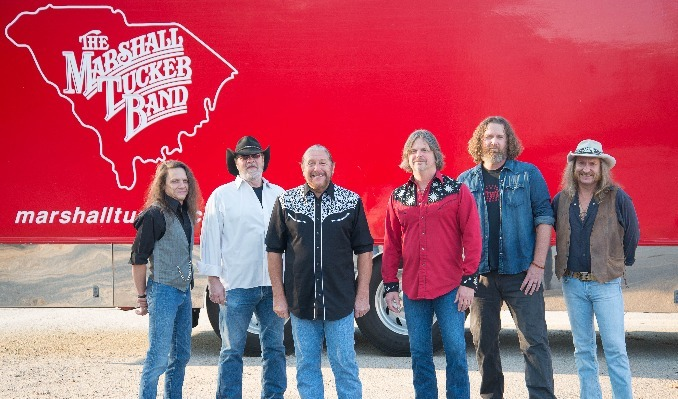 The Marshall Tucker Band tickets at Maryland Hall in Annapolis