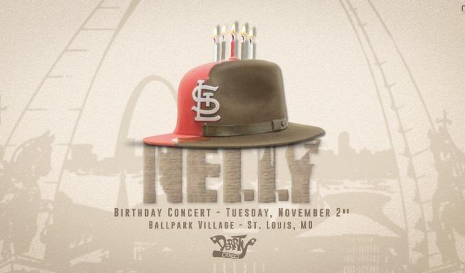 Nelly's Birthday Show tickets at Ballpark Village in St. Louis