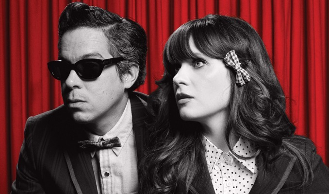 She & Him tickets at The Theatre at Ace Hotel in Los Angeles