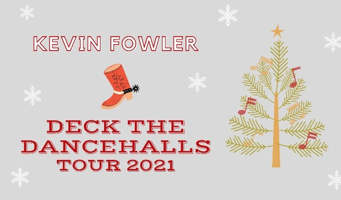 Kevin Fowler - Deck the Dancehalls Tour tickets at Billy Bob's Texas in Fort Worth