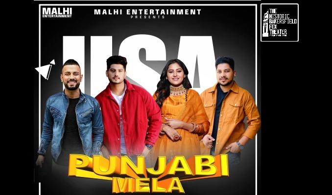 Punjabi Mela tickets at Historic Bakersfield Fox Theater in Bakersfield