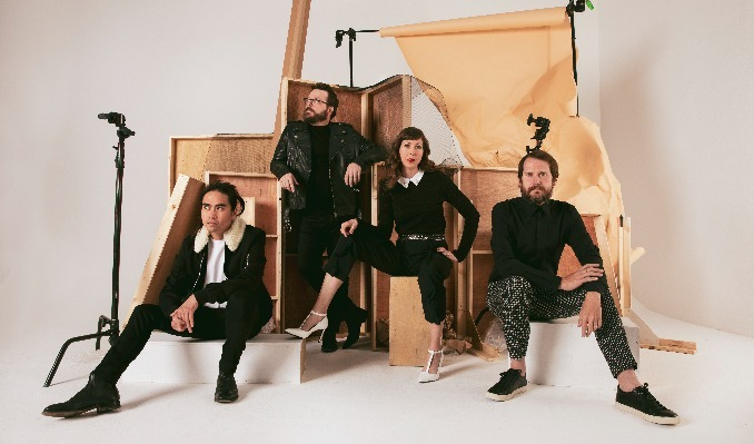 Silversun Pickups tickets at The Vic Theatre in Chicago