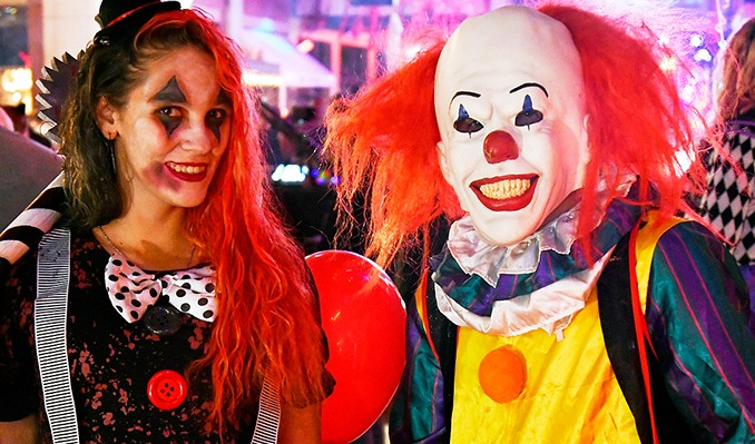 CarnEVIL Halloween Party tickets at Fourth Street Live! in Louisville
