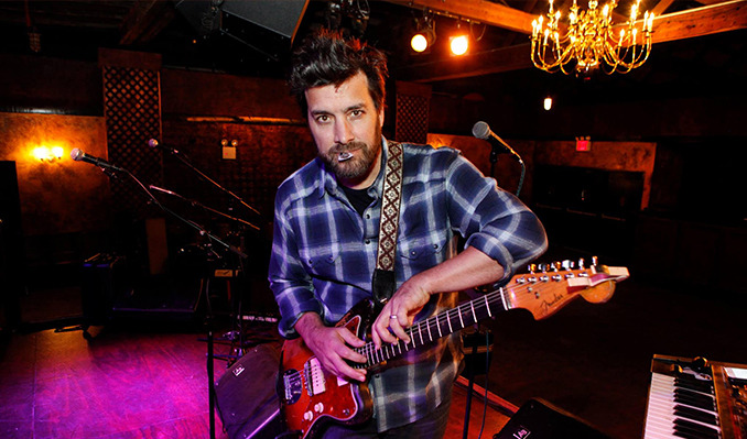 Bob Schneider tickets at The Back Room @ Colectivo in Milwaukee