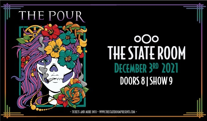 The Pour tickets at The State Room in Salt Lake City