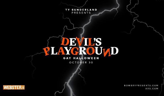 Devil's Playground: Gay Halloween tickets at Webster Hall in New York