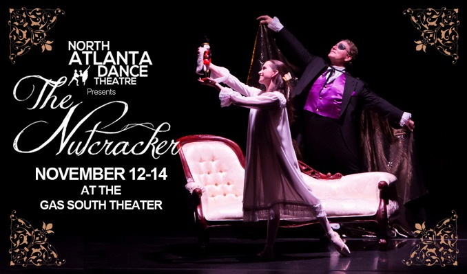 NADT: The Nutcracker - Sun. Nov. 14, 2021 @ 2:30 pm tickets at Gas South Theater in Duluth