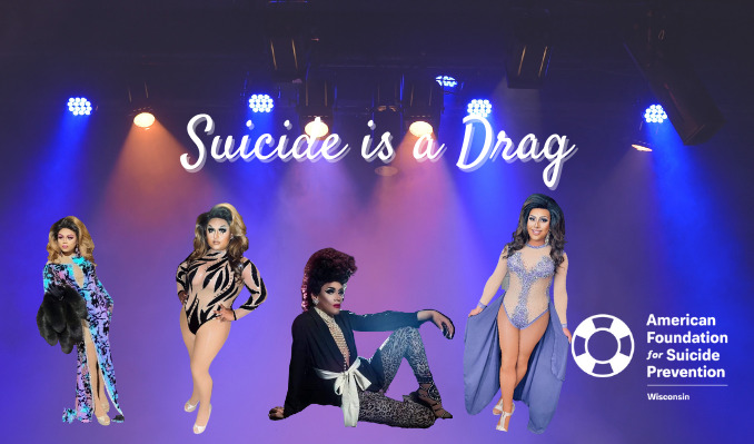 Suicide Is A Drag tickets at Turner Hall Ballroom in Milwaukee