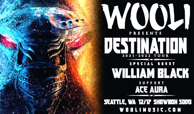 Wooli tickets at Showbox SoDo in Seattle