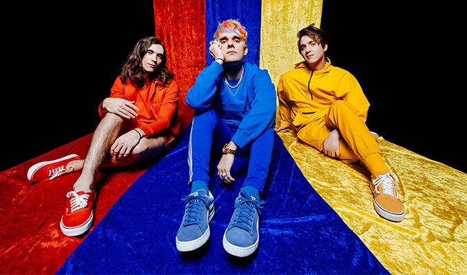A NIGHT OUT ON EARTH TOUR feat Waterparks tickets at Brooklyn Steel in Brooklyn