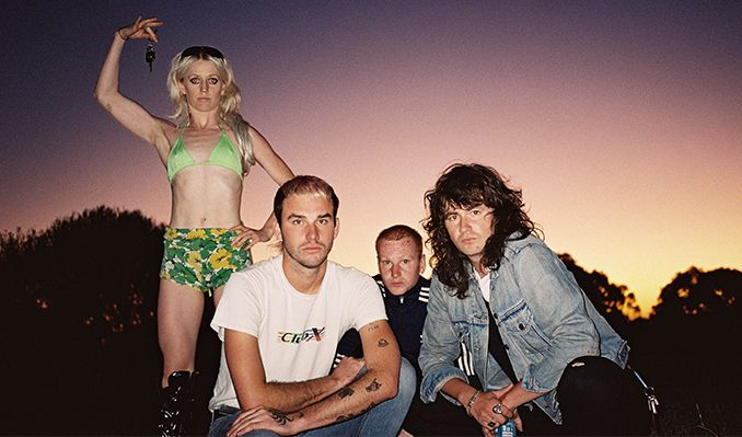 Amyl and The Sniffers tickets at Music Hall of Williamsburg in Brooklyn