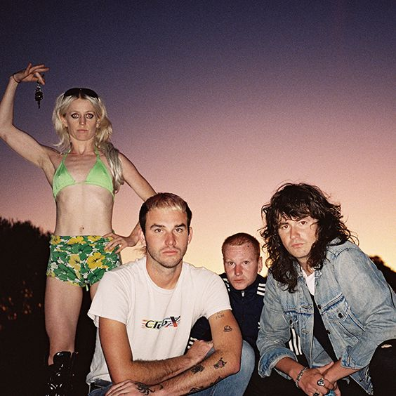 """<a href=""""https://www.axs.com/artists/1105281/amyl-and-the-sniffers-tickets"""">The Bowery Presents</a>"""