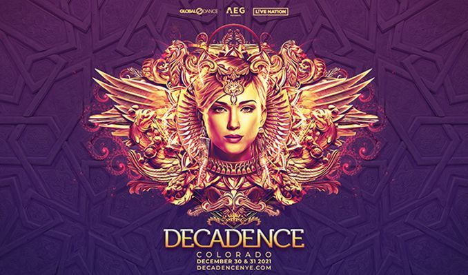 Decadence 2021 - 2 Day Pass tickets at Colorado Convention Center in Denver
